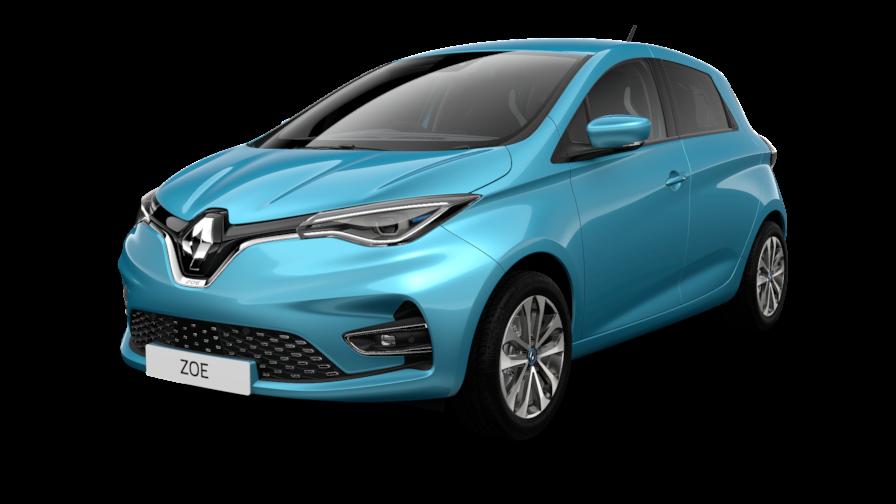Renault Zoe Gen 2