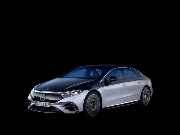 Mercedes-Benz EQS 580 4MATIC (2022)